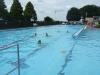 Stunden Schwimmen Freiluft aktuell